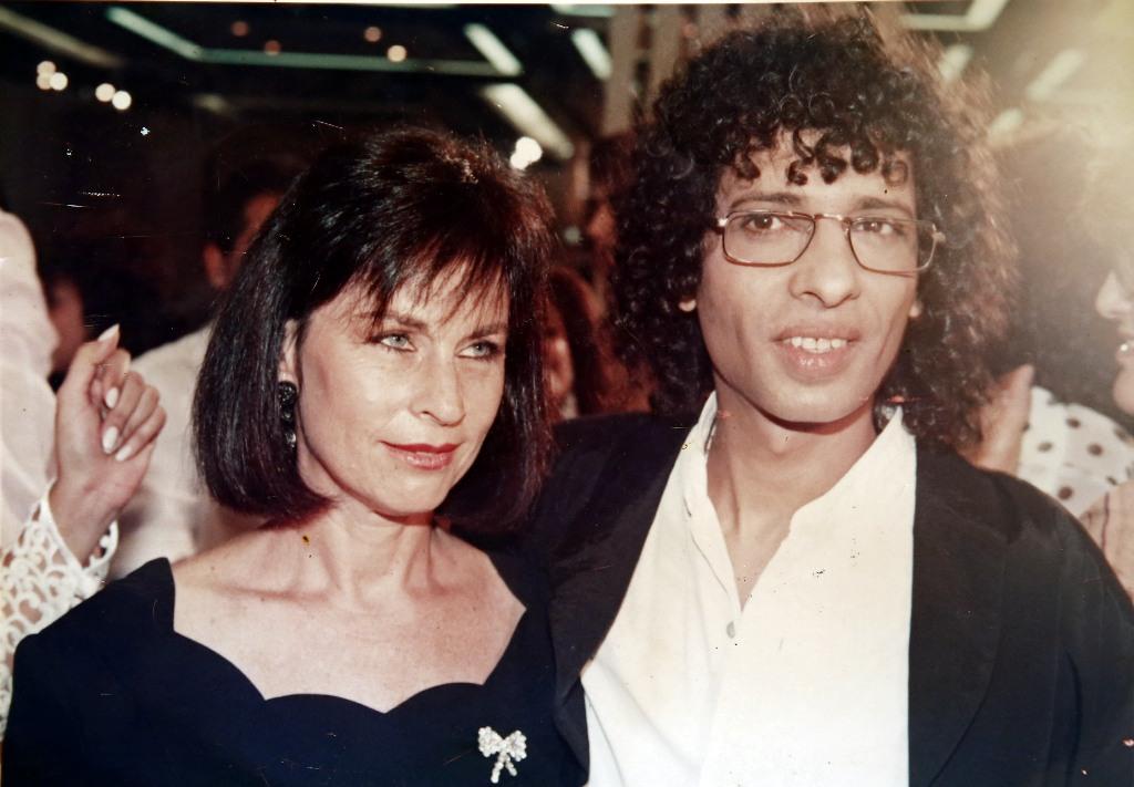 Nurit Hirsh and Izhar Cohen