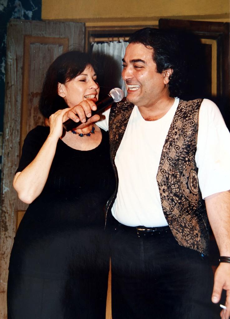 with Boaz Sharabi
