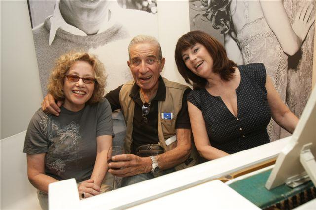 with Chava Alberstein and Nachum Heiman