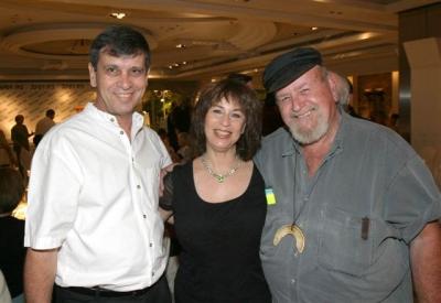 with Didi menusi and Moshik