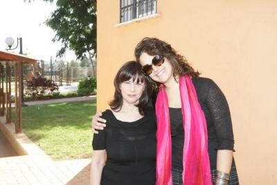 with Marina Blumin