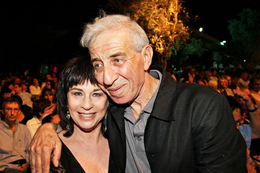 with Nachum Heiman