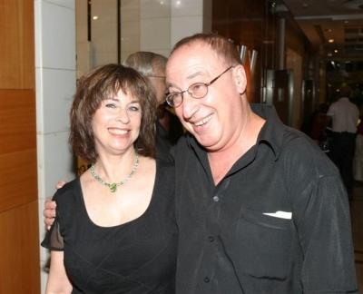 with Yisrael Poli Poliakov