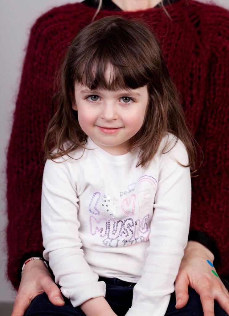 Lili my Granddaughter