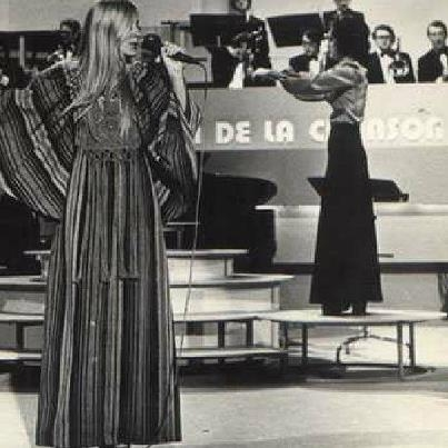 נורית ואילנית אירוויזיון 1974